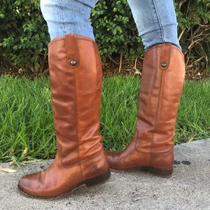Frye Shoes - FRYE hardly worn tall riding boots